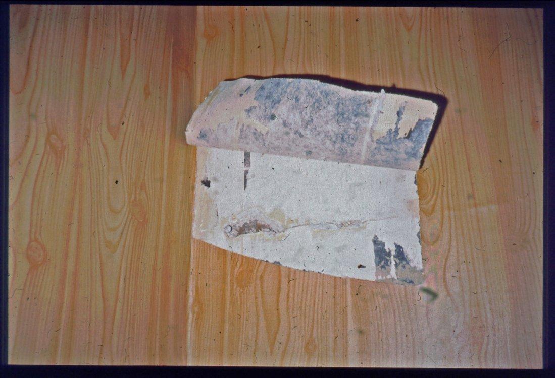 Asbest-unter-Fussbodenbelag