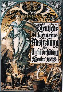 Historischer Arbeitsschutz Carl Ferdinand Von Stumm Halberg