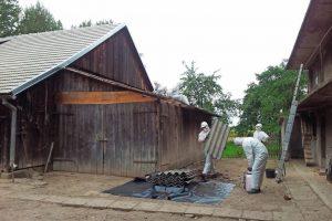 Sanierung_von_Asbestdächern_in_Mamopolski,_Polen