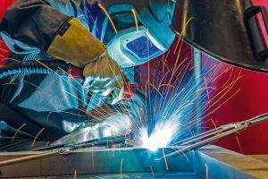 welder,_craftsman,_erecting_technical_steel_Industrial_steel_welder_in_factory_technical,