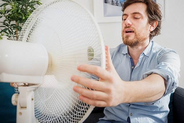 Corona Ventilator Klimaanlage
