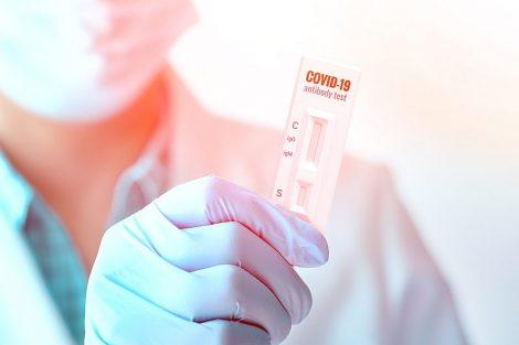 FAQ-Liste Antigen-Schnelltests