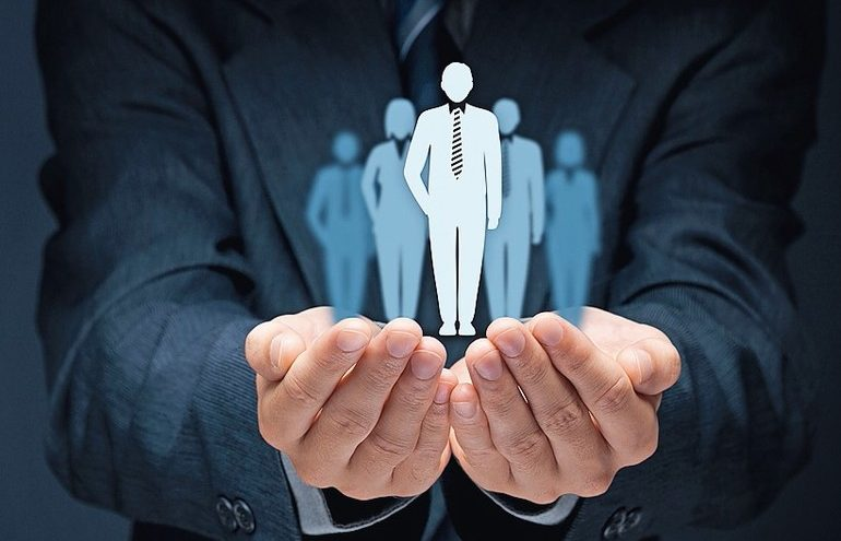 Influencer_(opinion_leader,_team_leader,_CEO,_market_leader)_and_another_business_leading_concepts,_right_composition._
