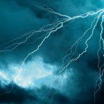 Schutzmaßnamen bei Gewitter