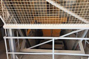 Unfälle an Betonmischanlagen