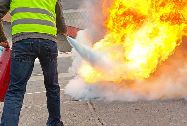 Maßnahmen zum Brandschutz