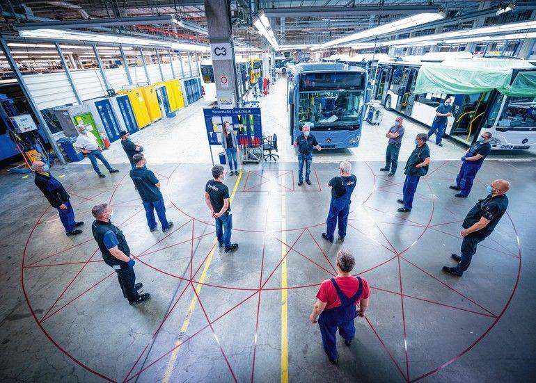 Sars-CoV2-Arbeitsschutzstandard