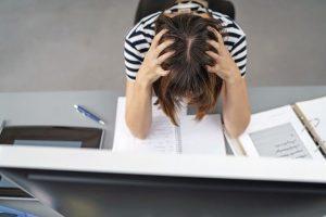 Digitaler Stress