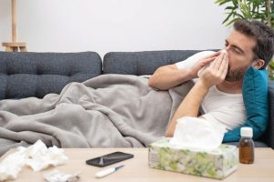 Leisure-Sickness - Krank in der Freizeit