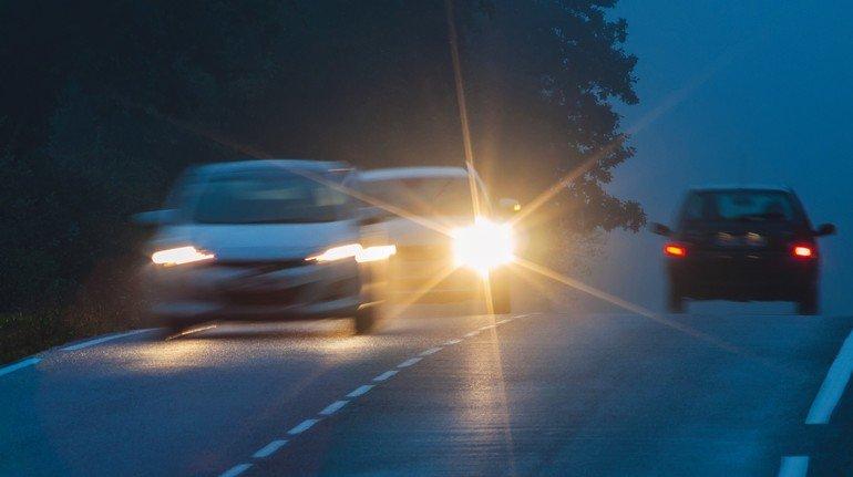 Blendungsempfindlichkeit - Blndung durch Licht