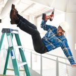 Hispanic_worker_falling_from_ladder_inside_building
