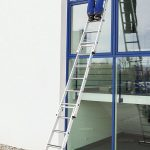 Überarbeitete TRBS 2121–2 für Leitern