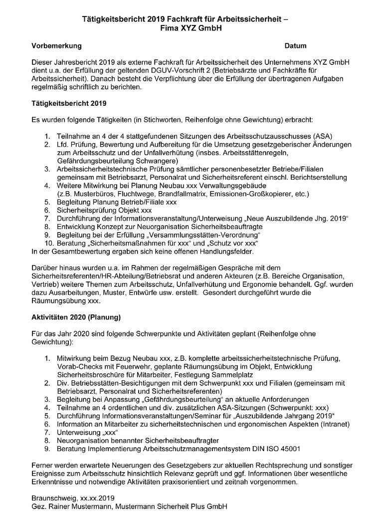 Berichts Vorlagen Zum Runterladen 9
