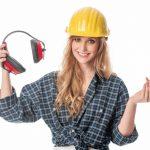 Gehörschutz gegen Lärm