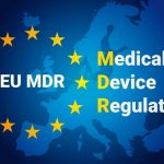 MDR_-_Medical_Device_Regulation._Regulation_of_the_EU-_European_Union_on_the_clinical_investigation_and_sale_of_medical_devices_for_human_use._Vector_illustration