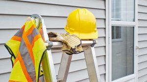 Work_gear_on_step_ladder