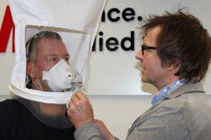 Fit-Tests hlfen, den Dichtsitz von Atemschutzmasken zuverlässig zu überprüfen