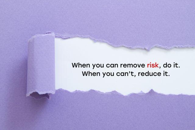 Risikomanagement in Unternehmen verbessern