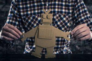 Kollege Roboter Webdokumentation