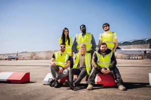 Azubi-Medienprojekt: Präsent auf drei Kanälen