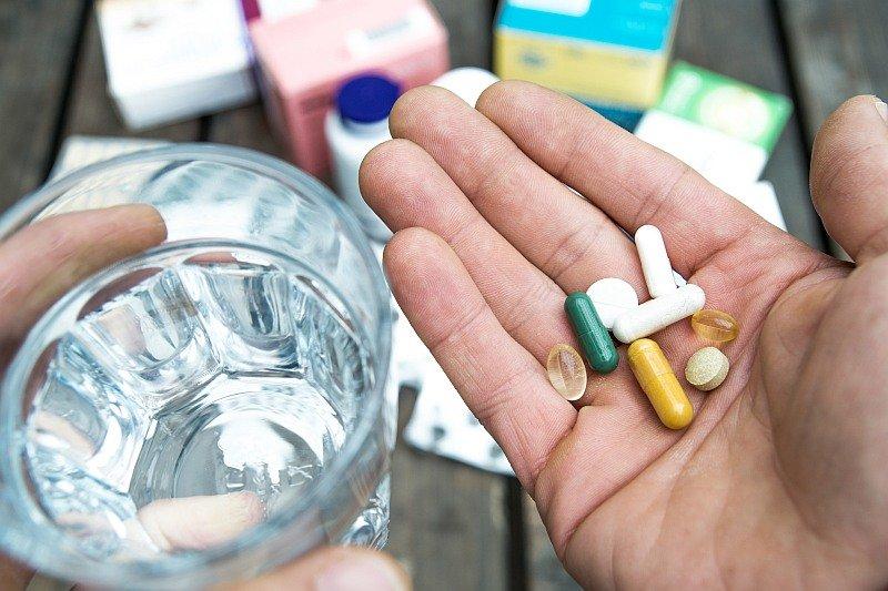 Medikamente, Referenzlösung