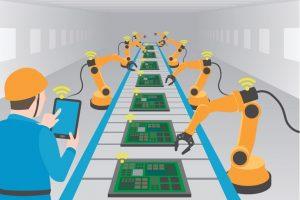 Ein Positionspapier der DGUV beleuchtet Industrie 4.0. unter den Aspekten des Arbeitsschutzes.